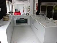 cuisines marbre blanc statuaire