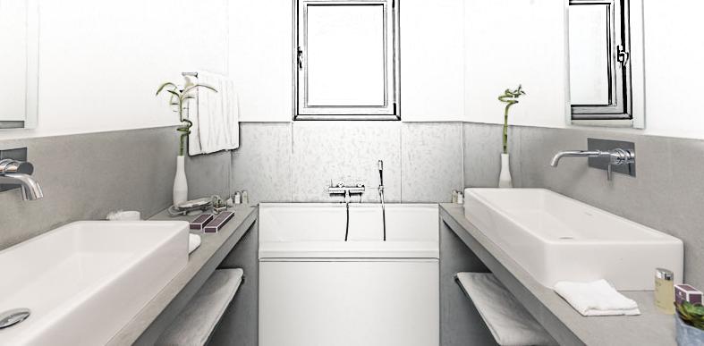 Salles de bains marbrerie bonaldi for Materiaux salle de bain