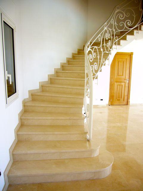 escaliers dallages marbre pierres marbrerie bonaldi. Black Bedroom Furniture Sets. Home Design Ideas