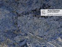 granit azul bahia poli